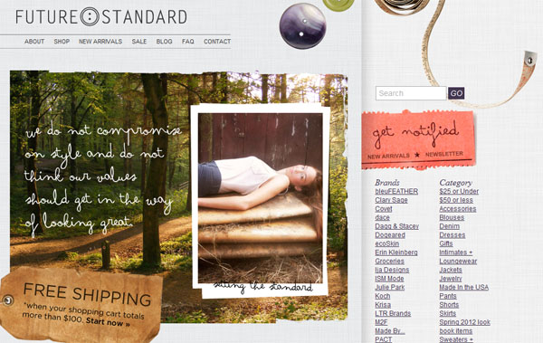 Ethical Style: The Standard Trunk Show