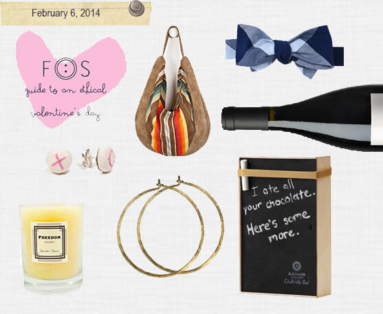 Valentine's Day Ethical Gift Guide