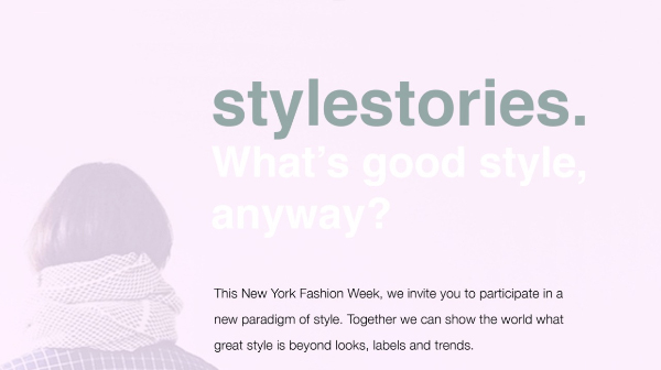 The Style Stories: What Are You Wearing?